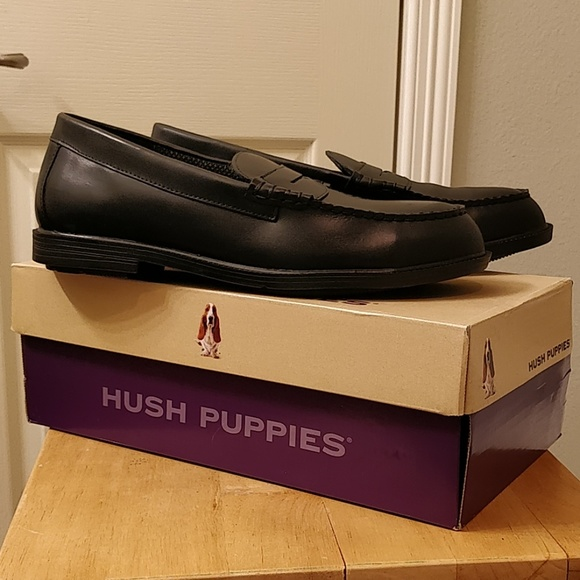 Hpp Slipon Steel Toe Footwear